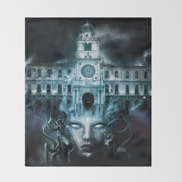Padovatomica Throw Blanket