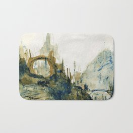 The Day The Aliens Came Bath Mat