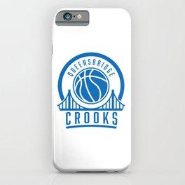 Queensbridge Crooks iPhone Case