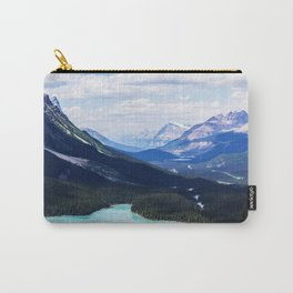 Peyto Lake, Alberta Carry-All Pouch