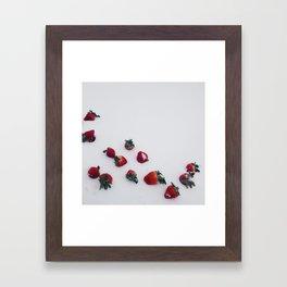 Winterfruit  Framed Art Print