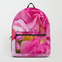 Large Pink Peony Flowers #decor #society6 #buyart Backpack
