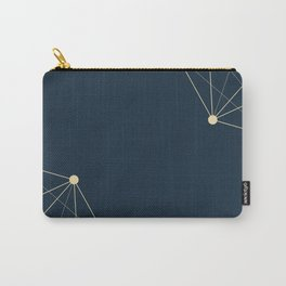 Abstract Background 11 Carry-All Pouch