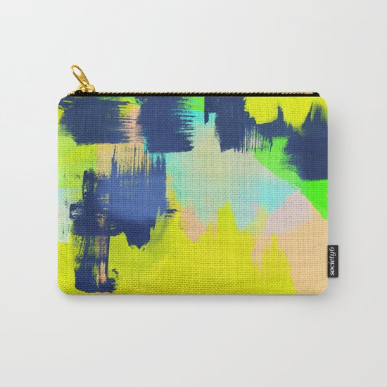 Yellow and More Carry-All Pouch