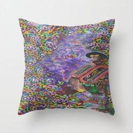 Professor of Weirdness  Throw Pillow