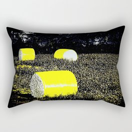 Cotton Bales 6698 Rectangular Pillow