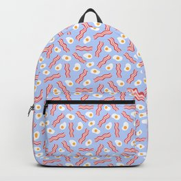 Bacon and Eggs Backpack