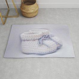 handmade slippers for newborn Rug