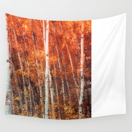 Birch Grove Wall Tapestry