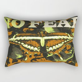 No Fear Rectangular Pillow