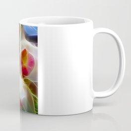 White Orchid Fratalius Coffee Mug