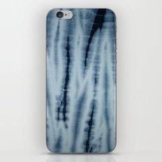 Grey Tie Die iPhone & iPod Skin