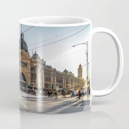 flinders station Coffee Mug