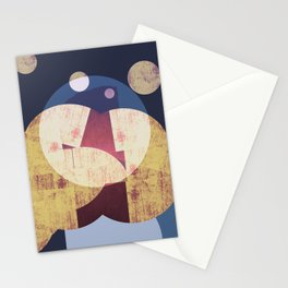 Abstrato 002 Stationery Cards
