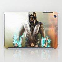 hero iPad Cases featuring Hero by ED Art Studio