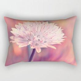 Chive blossom Rectangular Pillow