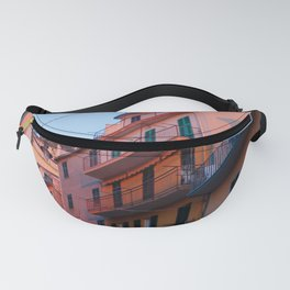 Sunset Pink Fanny Pack