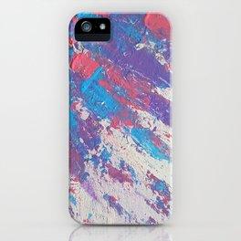 Colour Storm iPhone Case