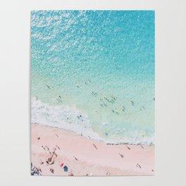 Beach Sunday Poster