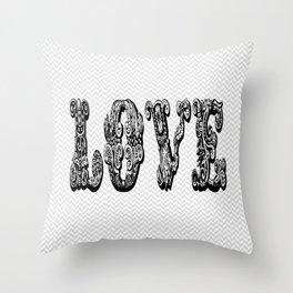 Summer Love - The Sequel Throw Pillow