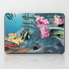 Deep sea II iPad Case