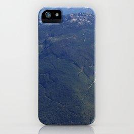 Pathways iPhone Case