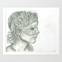Dendranthemum Art Print