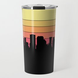 New Orleans Skyline Travel Mug