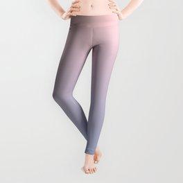 Rose Diamond / Quietude Gradient Colors Leggings