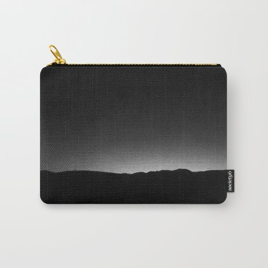 FRENCH LANDSCAPE AT NIGHT  Carry-All Pouch