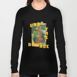 undo the damage Long Sleeve T-shirt