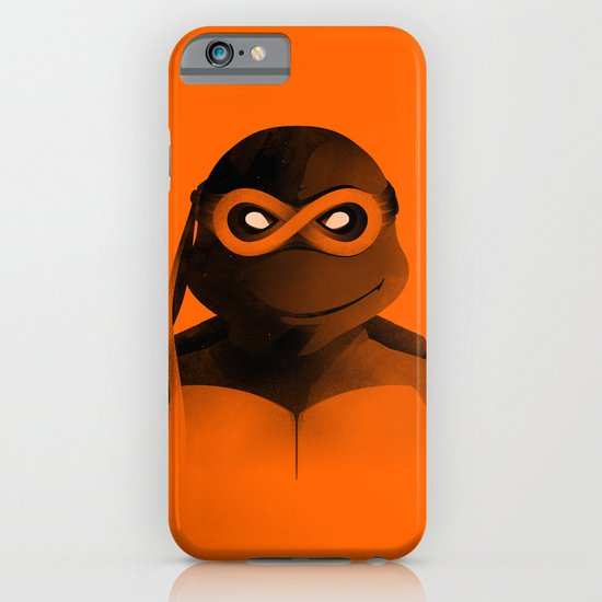 Michelangelo Forever iPhone & iPod Case