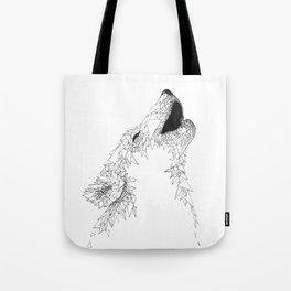 I am Wolves Tote Bag