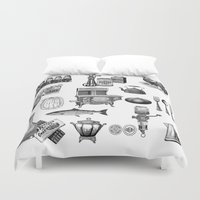 kitchen Duvet Covers featuring Kitchen Gadgets by MY  HOME