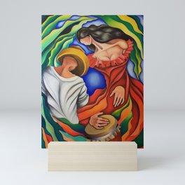 Rumba Guajira. Miguez Art Mini Art Print