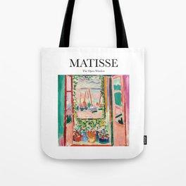 Matisse - The Open Window Tote Bag