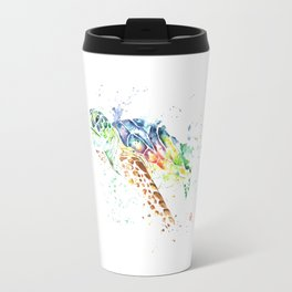 Turtle - Snap Travel Mug