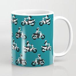 Saigon Traffic Coffee Mug
