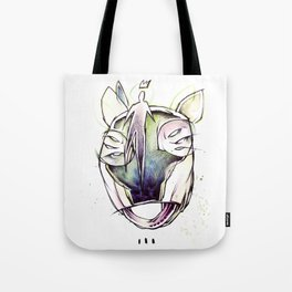 Coffee Face 02 Tote Bag