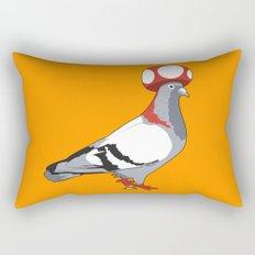 Pigeon Toad. Rectangular Pillow