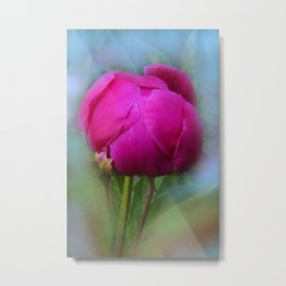 flowers for your home -102- Metal Print