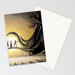 The Tale of the Three Brothers Stationery Cards