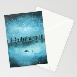 Stars don't judge Stationery Cards