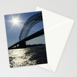 Memphis Bridge Stationery Cards