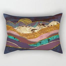 Color Fields Rectangular Pillow