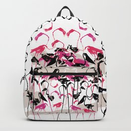 Flamingoes Backpack