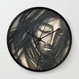 Jesus Christ at Getsemani Wall Clock