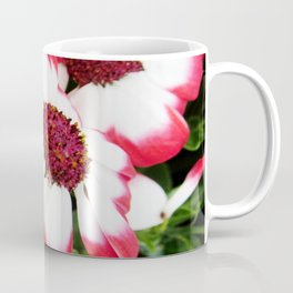 Pink Flower Power Coffee Mug