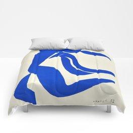 Blue Nude Dancing - Henri Matisse Comforters