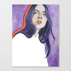 Close Up 18 Canvas Print